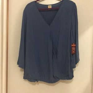Faded Glory Top Size 2X